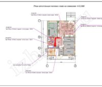 Проектирование отопления - План отопления теплого пола