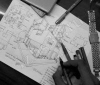 Разработка проекта коттеджа