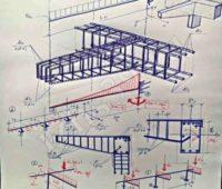 Вычисления отдельных конструкций при проектировании