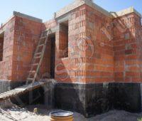фото кладки стен дачного домика