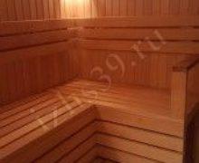 Парная в бане - материалы липа