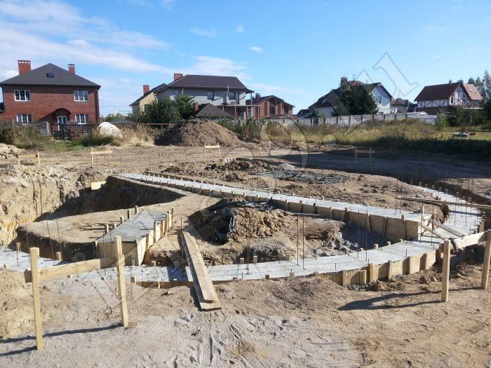 Сооружение фундаментов Люберецкий район