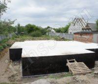 фото устройства фундамента под дачный дом из газосиликата