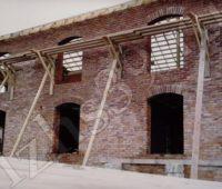 фото - фасад кирпичного дома