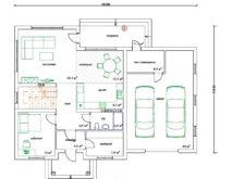 Проект двухэтажного дома. Поэтажные планы, план-схема. Проекты домов в Калининграде.. Строительство домов в Калининграде. Строительная компания. Купить проект дома, коттеджа. Заказать дом.