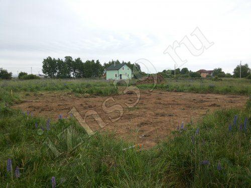 Расчистка участка под возведение дома фото