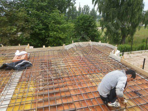 Подготовка межэтажного перекрытия