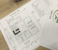 эскизный проект дома - план