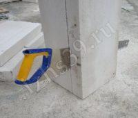 газосиликатный блок фото