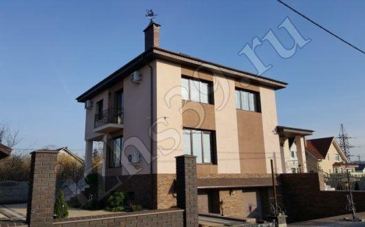 Газосиликатные дома. Дома из газобетонных блоков. Проекты домов. Строительство домов в Калининграде. Строительная компания.