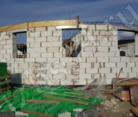 фото строительства из газобетона