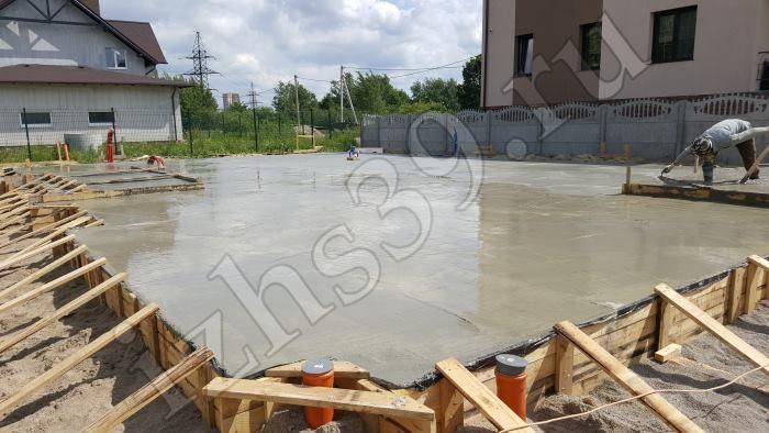 Устройство ленточных фундаментов строительство Подольский район