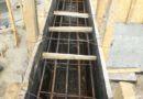армирование бетонных стен