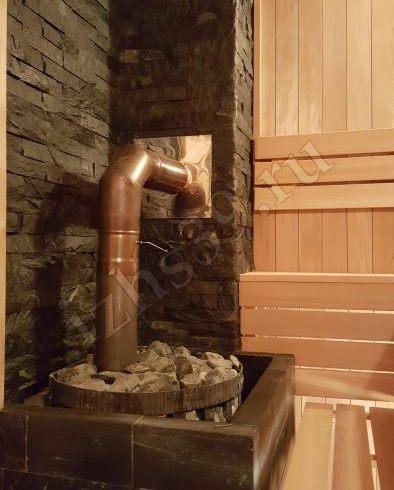 24 - печка для бани