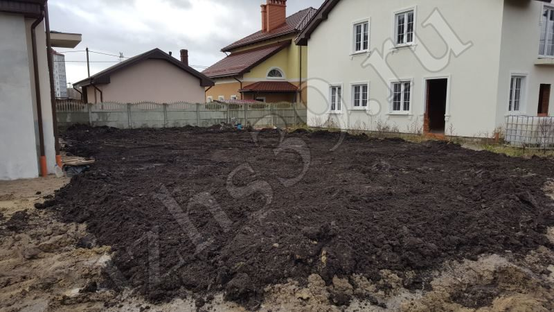 Обустройство придомовой территории после строительства - фото